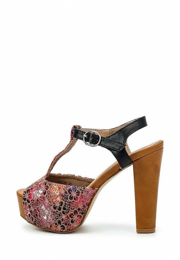Босоножки на каблуке Benini A5055: изображение 2