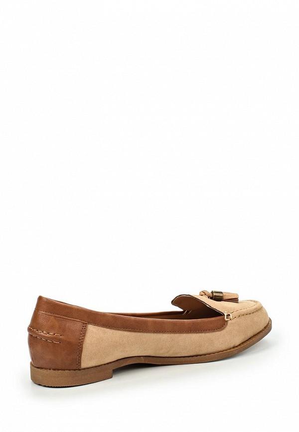 Туфли на плоской подошве Benini A5061: изображение 2