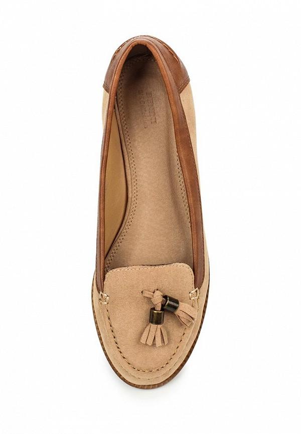 Туфли на плоской подошве Benini A5061: изображение 4