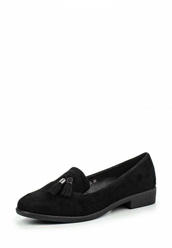 Туфли на плоской подошве Benini A5101
