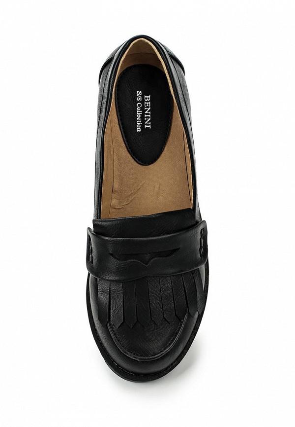 Женские туфли Benini A5127: изображение 4