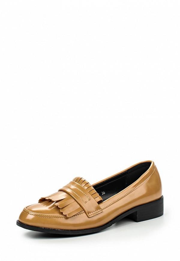 Туфли на плоской подошве Benini A5147