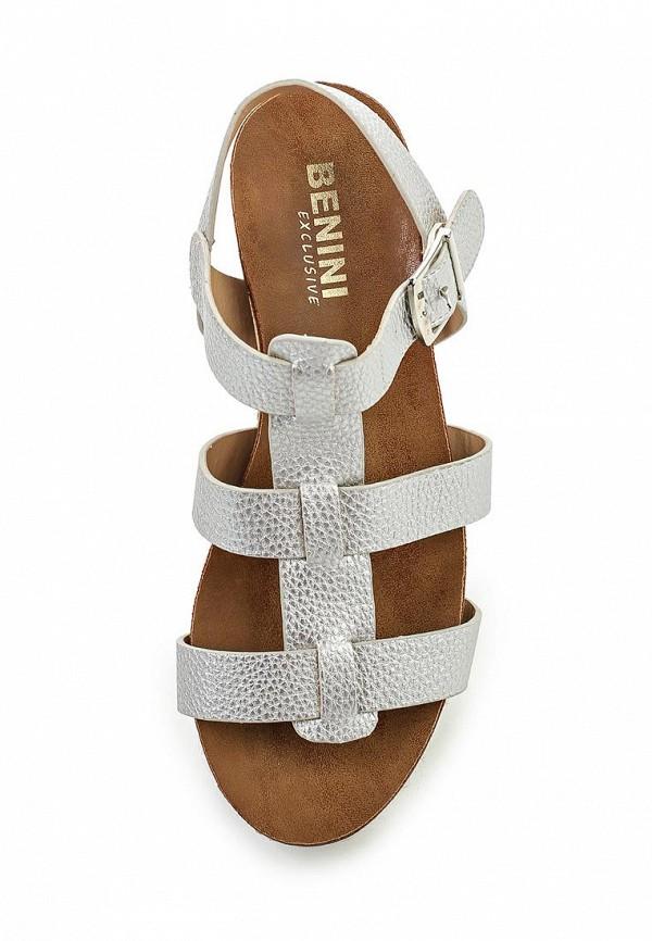 Женские сандалии Benini A6057: изображение 7