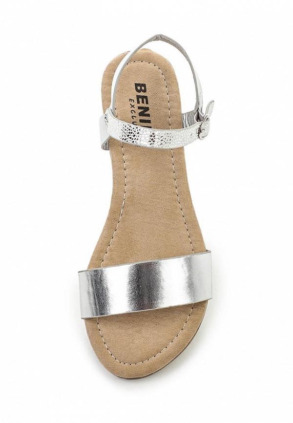 Женские сандалии Benini A6058: изображение 8