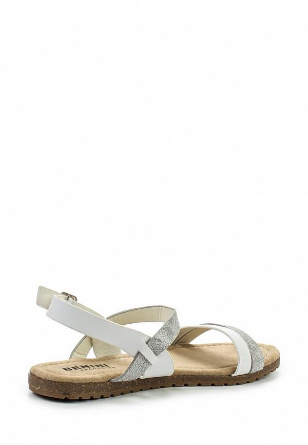 Женские сандалии Benini A6059: изображение 3