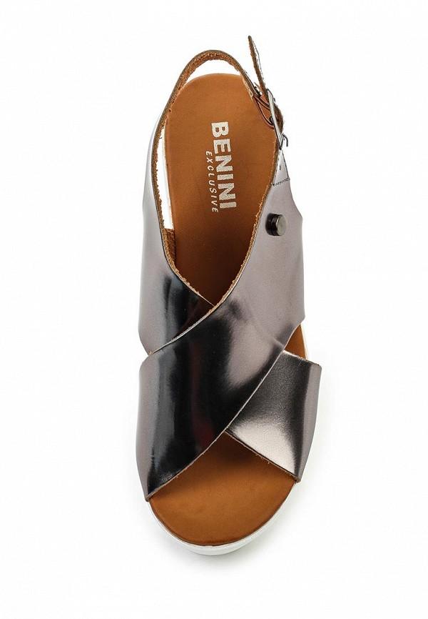 Женские босоножки Benini A6080: изображение 8