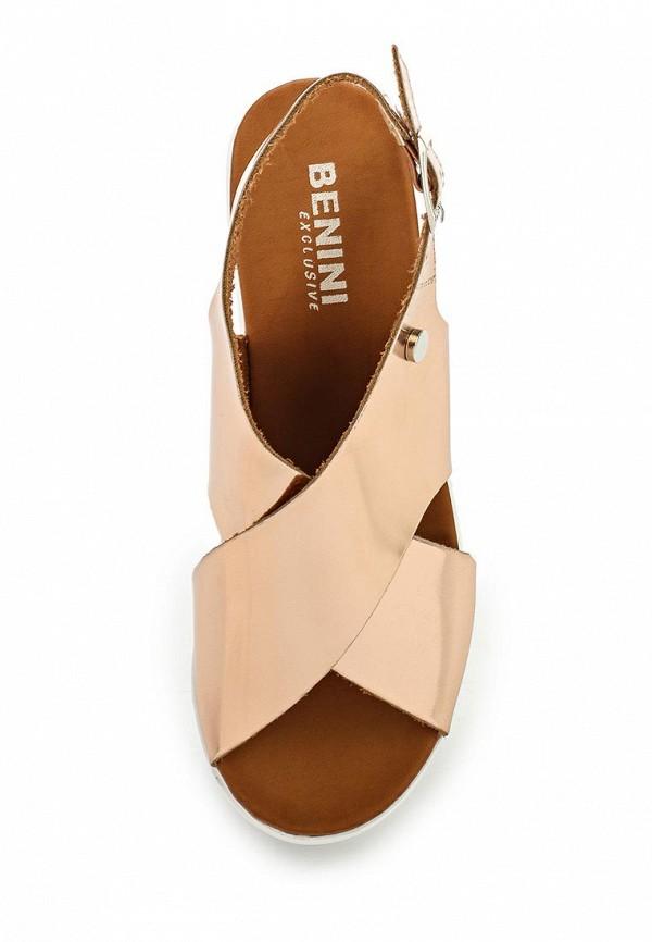 Женские босоножки Benini A6080: изображение 4