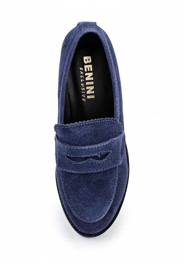 Женские туфли Benini A6113: изображение 4