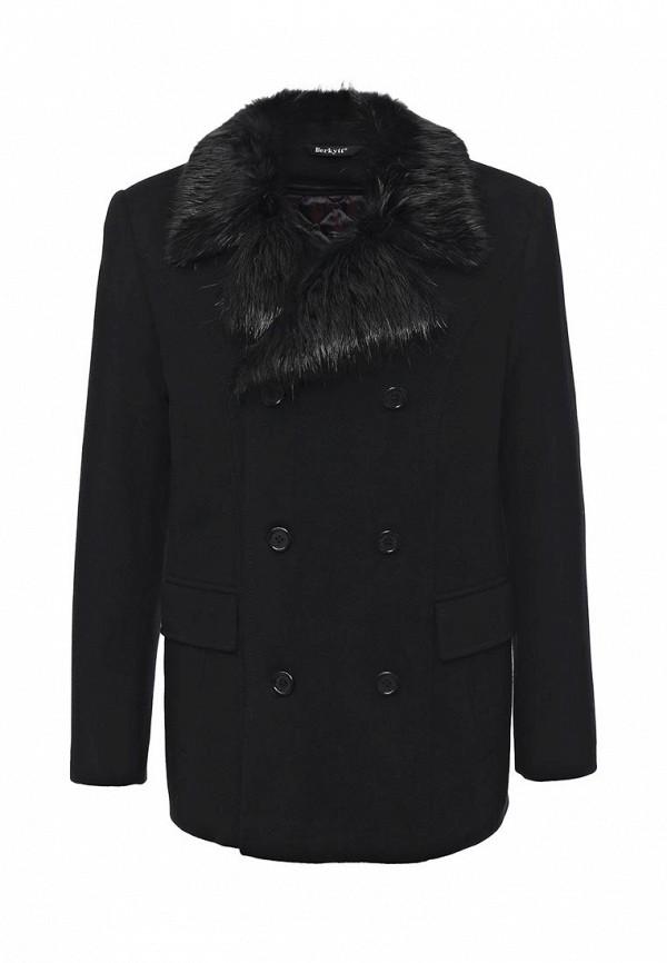 Мужские пальто Berkytt 306/1Бобр 1676