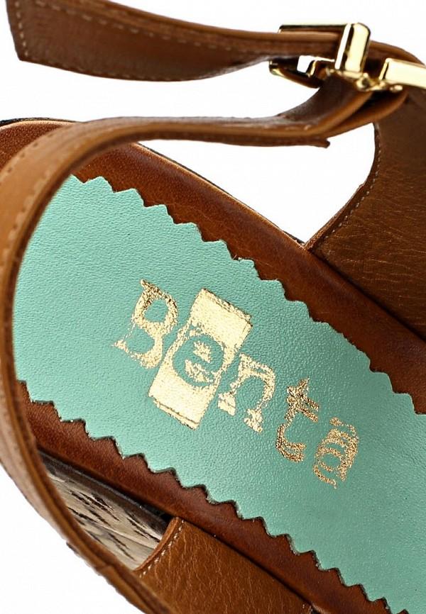 Босоножки на платформе Benta 21048-75: изображение 12