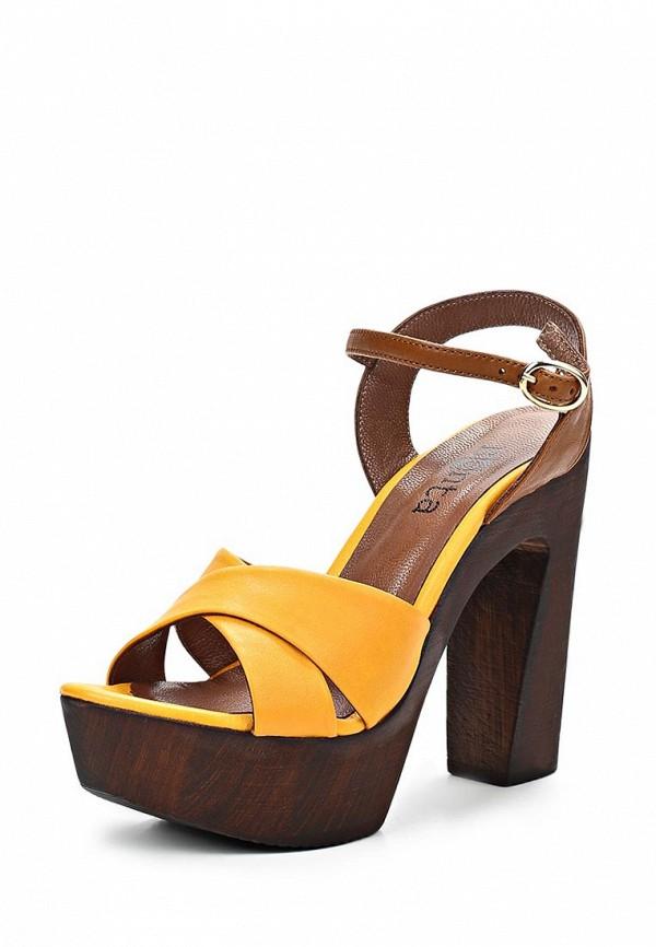 Босоножки на каблуке Benta 21510-26: изображение 1