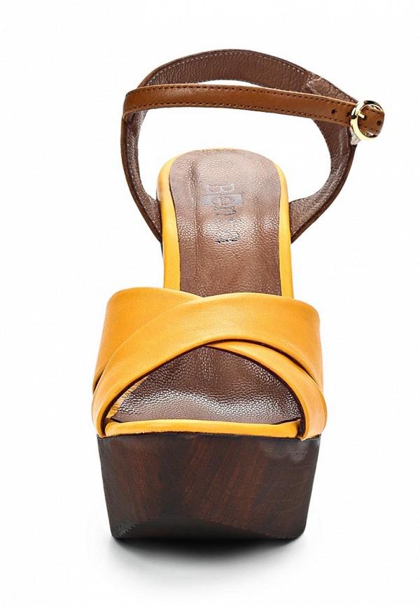 Босоножки на каблуке Benta 21510-26: изображение 6