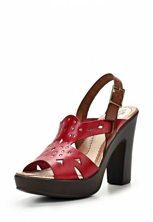 Босоножки на каблуке Benta 1115-91: изображение 1