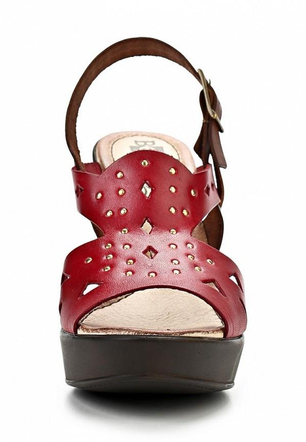 Босоножки на каблуке Benta 1115-91: изображение 6