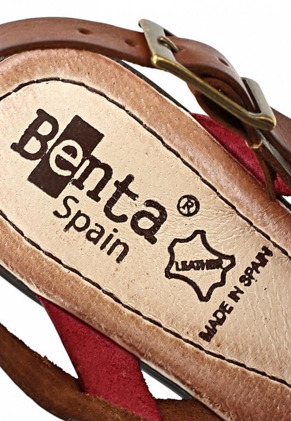 Босоножки на каблуке Benta 1115-91: изображение 12