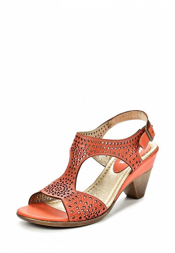 Босоножки на каблуке Benta 19572-22: изображение 1