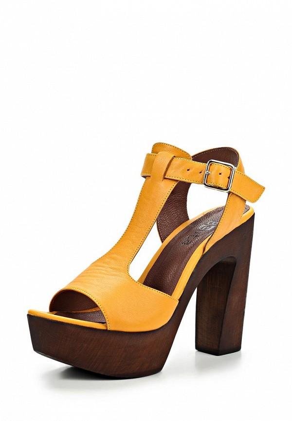 Босоножки на каблуке Benta 21508-26: изображение 1