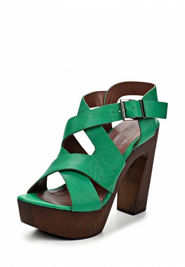 Босоножки на каблуке Benta 21511-12: изображение 1
