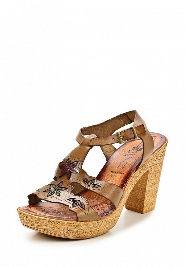 Босоножки на каблуке Benta 1014: изображение 1