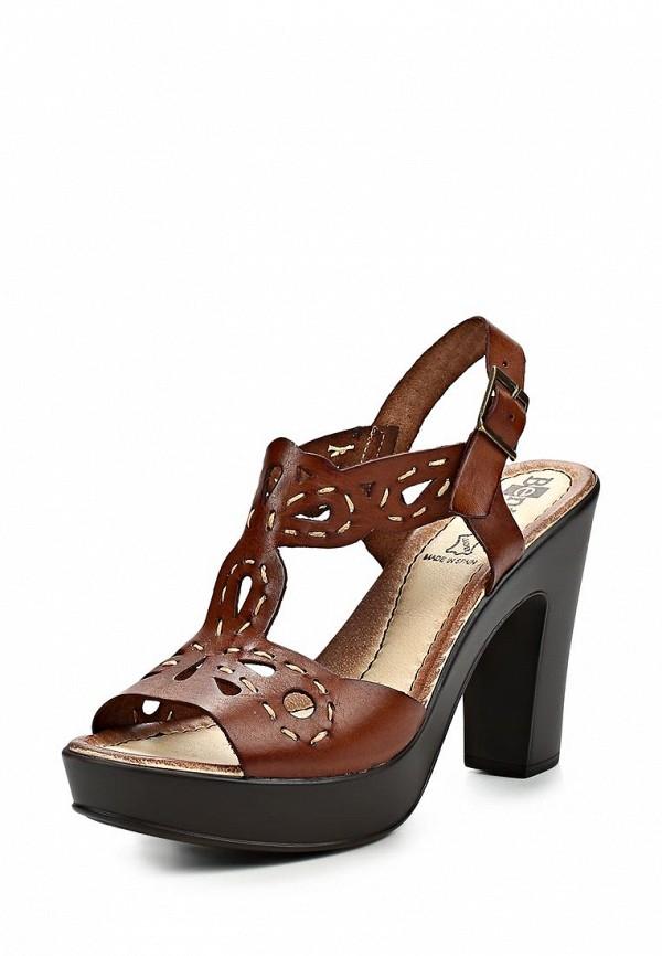 Босоножки на каблуке Benta 1125-2: изображение 1