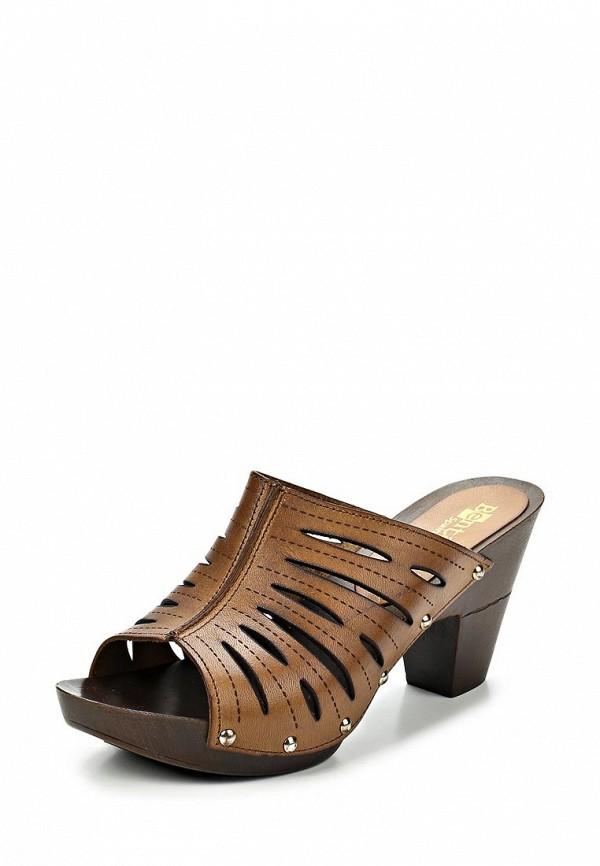 Женские сабо на каблуке Benta 2503: изображение 1