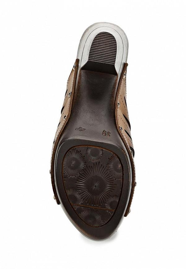 Женские сабо на каблуке Benta 2503: изображение 2