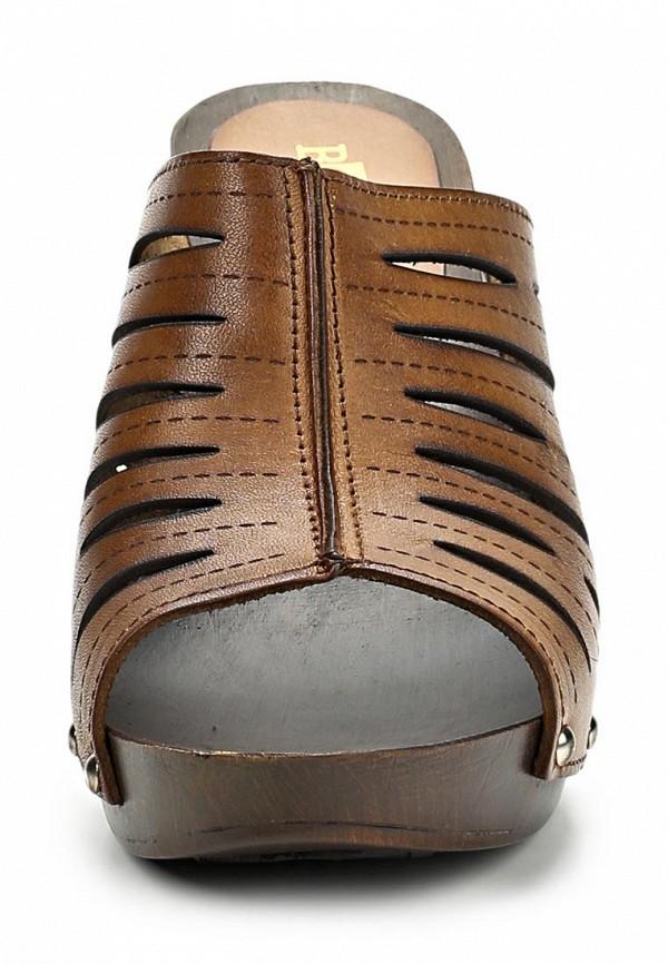 Женские сабо на каблуке Benta 2503: изображение 3