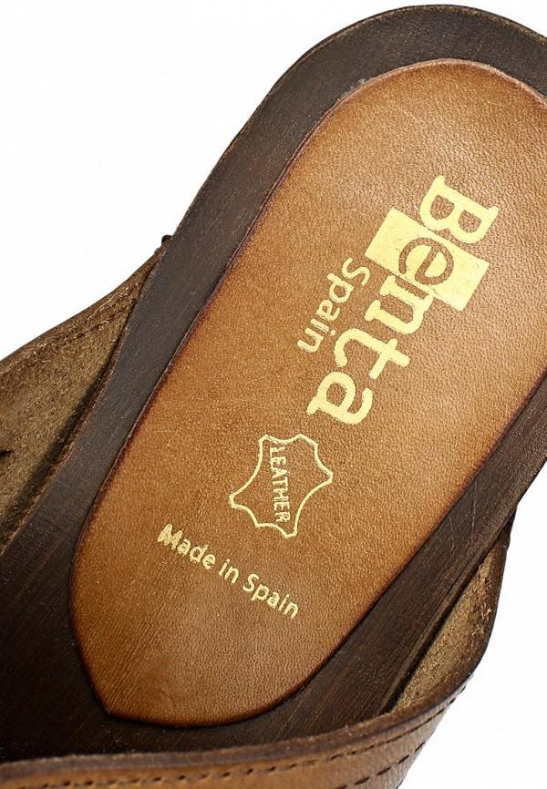Женские сабо на каблуке Benta 2503: изображение 6