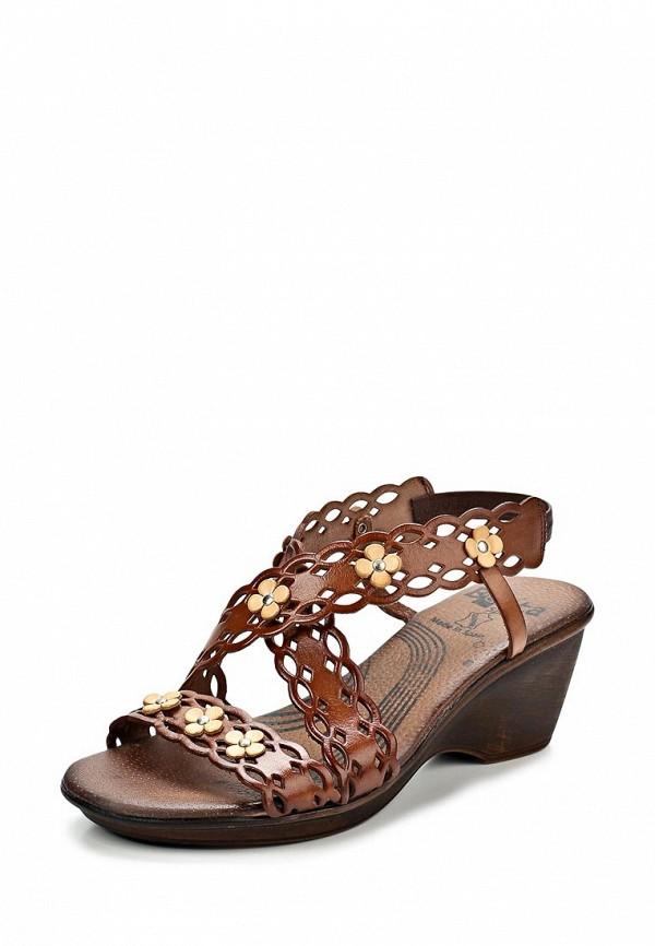 Босоножки на каблуке Benta 366: изображение 1