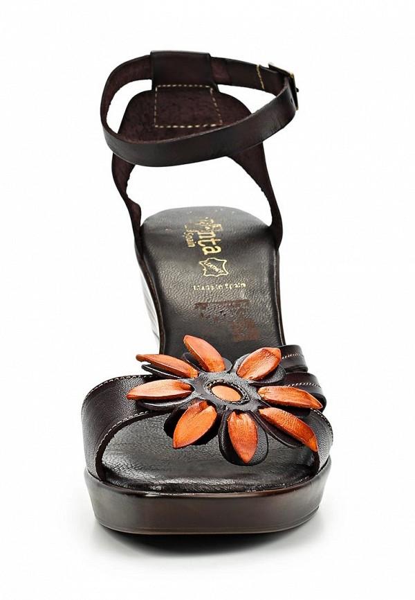 Босоножки на каблуке Benta 806: изображение 5