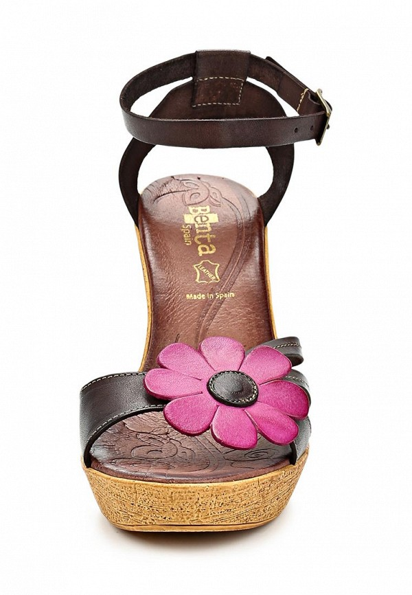 Босоножки на каблуке Benta 806: изображение 17