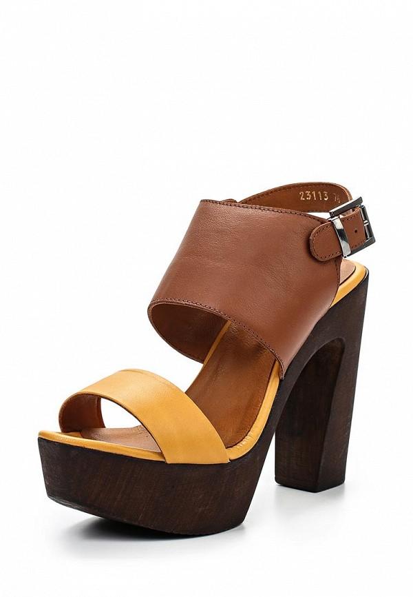 Босоножки на каблуке Benta 23113-76: изображение 1