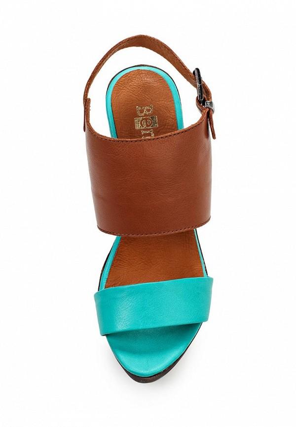 Босоножки на каблуке Benta 23113-78: изображение 4