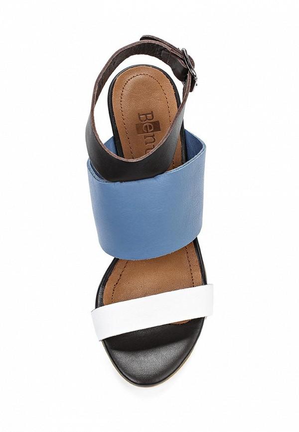 Босоножки на каблуке Benta 23440-71: изображение 4
