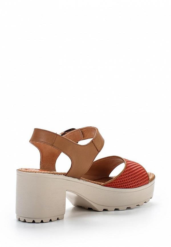 Босоножки на каблуке Benta 23914-78: изображение 2