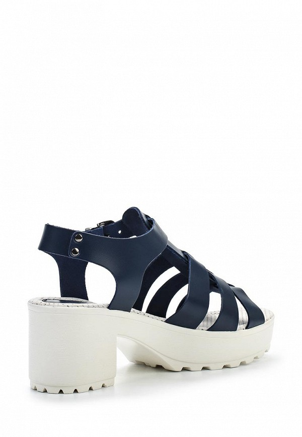 Босоножки на каблуке Benta 23915-17: изображение 2