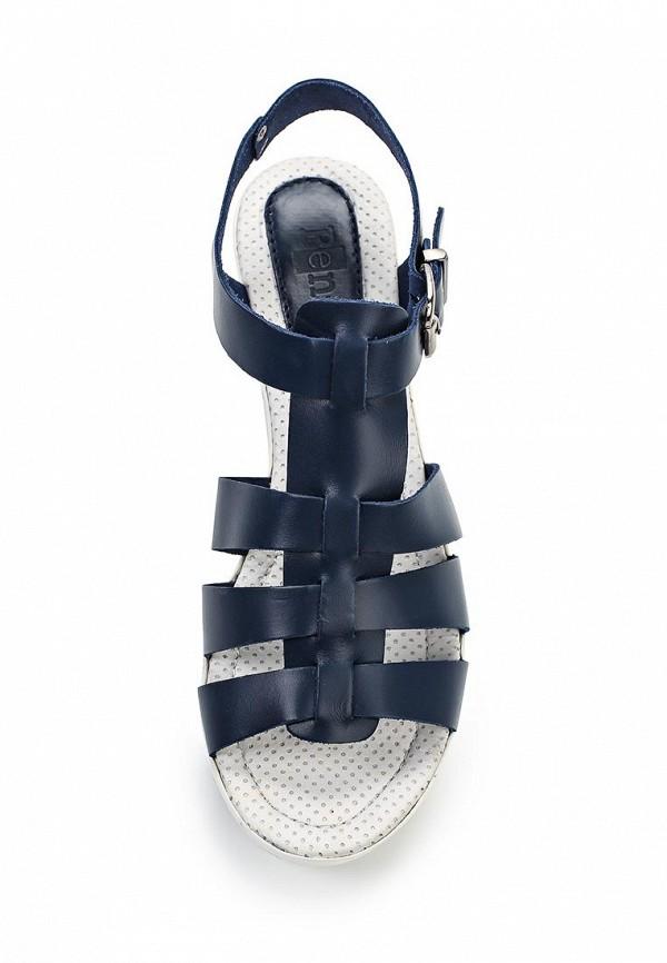 Босоножки на каблуке Benta 23915-17: изображение 4
