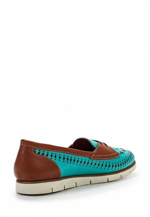 Туфли на плоской подошве Benta 23516-72: изображение 2