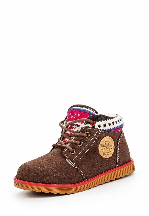 Ботинки для девочек Beppi 2145681