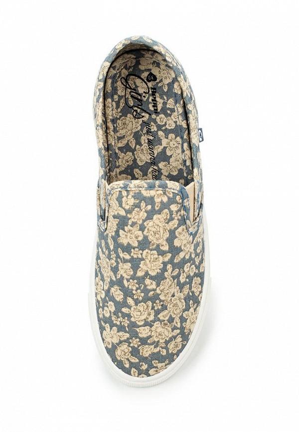 Женские слипоны Beppi 2148762: изображение 4