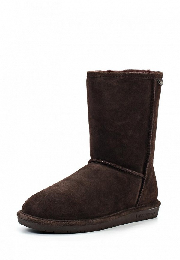 Полусапоги Bearpaw Bearpaw BE223AWKW256 полусапоги bearpaw bearpaw be223awybr51