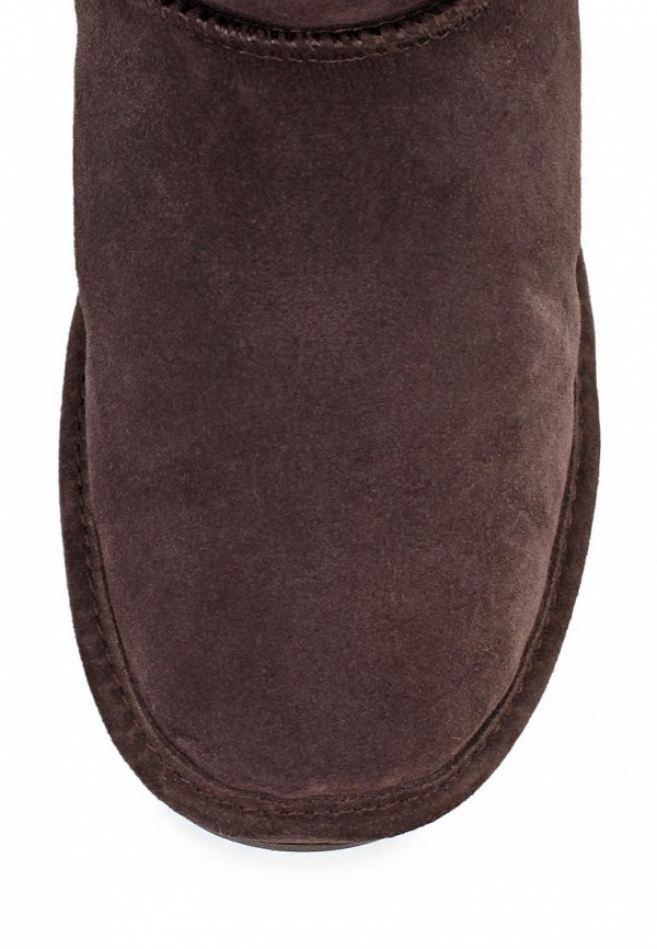Фото 6 - Полусапоги Bearpaw коричневого цвета
