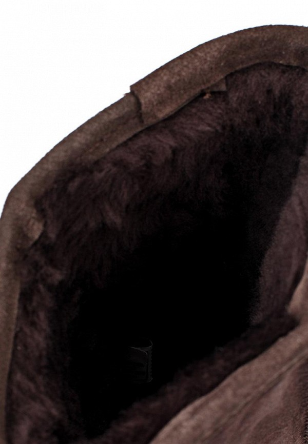 Фото 7 - Полусапоги Bearpaw коричневого цвета
