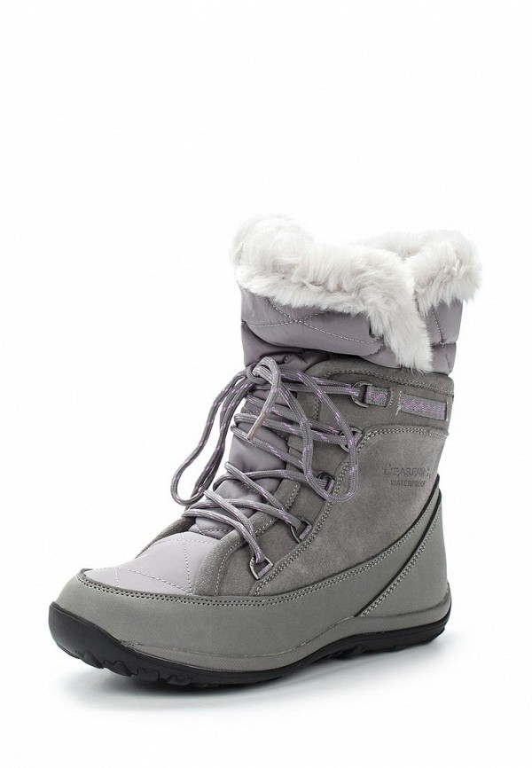 Купить Ботинки Bearpaw, BE223AWYBR66, серый, Осень-зима 2017/2018