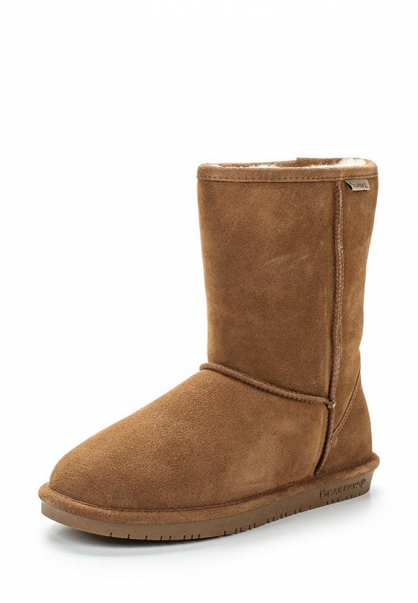 Полусапоги Bearpaw Bearpaw BE223AWYBR67 полусапоги bearpaw bearpaw be223awybr51