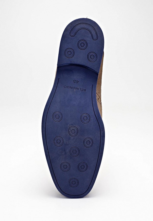 Мужские туфли Belmondo 657713/E: изображение 2