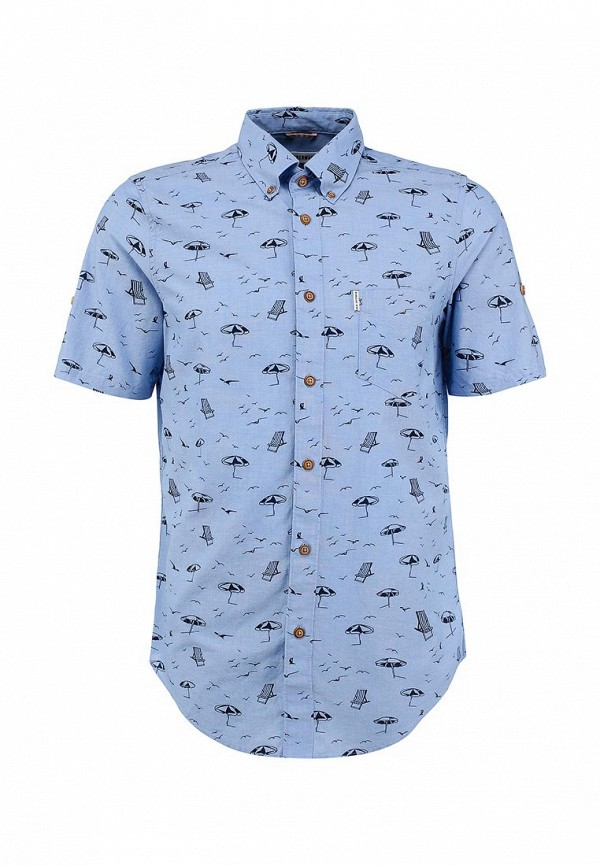 Рубашка с коротким рукавом Ben Sherman 101.MA11394.MF1.PB4: изображение 1