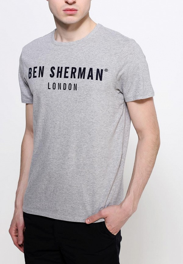 Футболка с коротким рукавом Ben Sherman 101.MB10518.MF1.F18: изображение 2