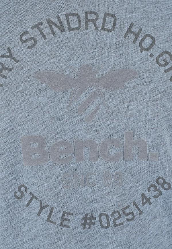 Футболка с надписями Bench 170.BMGA3112..BL137X: изображение 3