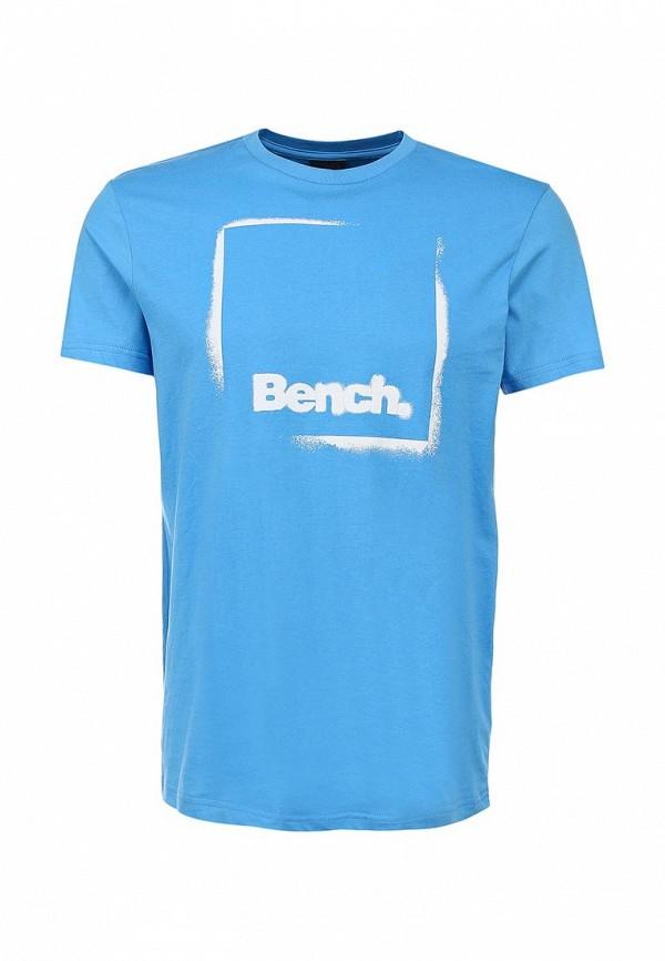 Футболка с надписями Bench 170.BMGA2960..BL152: изображение 1